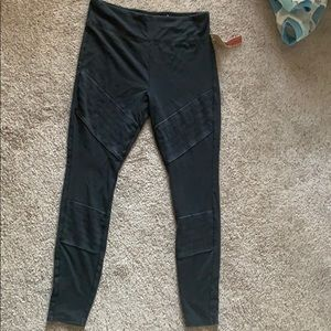 Mossimo motorcycles spited legging NWT